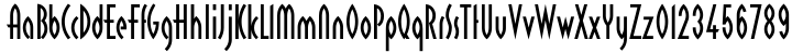 Linotype Reducta™ Font Sample