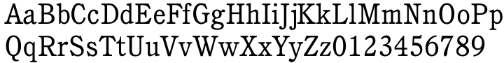 Condottiere Font Sample