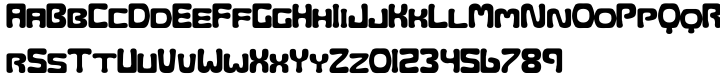 Culdrose Font Sample