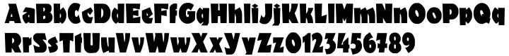 Dromon Font Sample