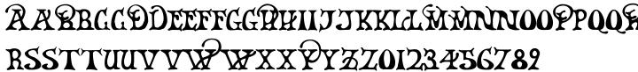 Earthpig Font Sample