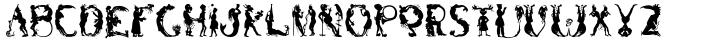 Netherworld Font Sample