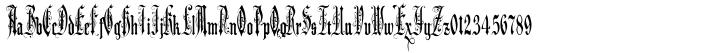 Roncesvalles Font Sample