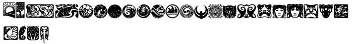 Sigil Font Sample