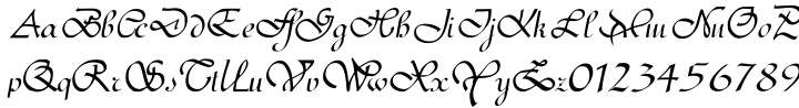Vivat Font Sample