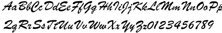 Parsek Font Sample