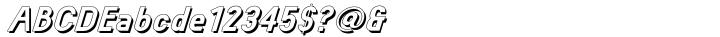 Solo Mito™ Font Sample