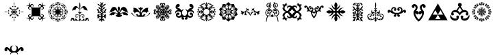 Ger Font Sample