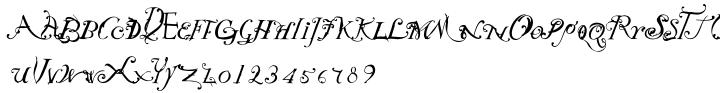 NotCaslon™ Font Sample