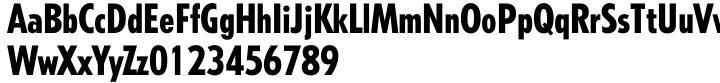 Tempo® Font Sample