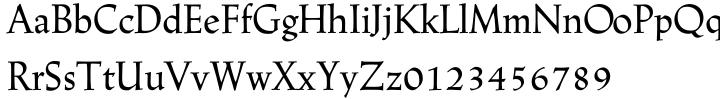 Linotype Trajanus™ Font Sample