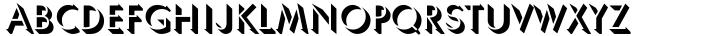 Umbra® Font Sample
