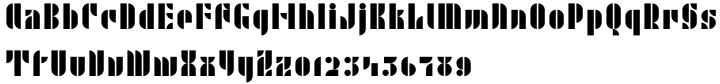 P22 Albers™ Font Sample