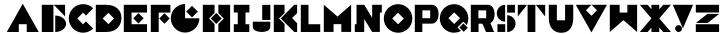 P22 Constructivist™ Font Sample