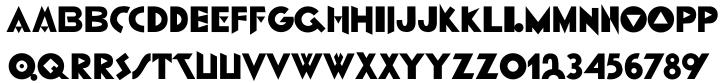 P22 Futurismo™ Font Sample