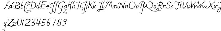 P22 Michelangelo™ Font Sample