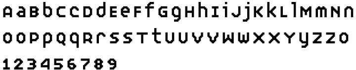 Xerxes Font Sample