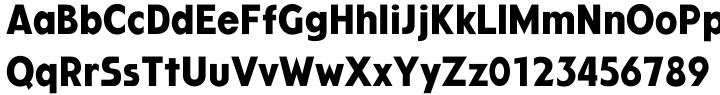 Kolkman™ Font Sample