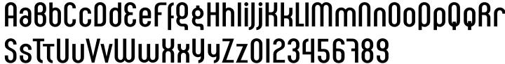 Seebad™ Font Sample
