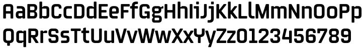 Magion Font Sample