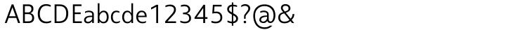 Scylla™ Font Sample