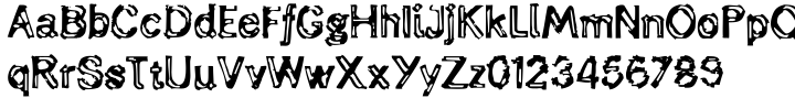 Generation Graffiti™ Font Sample