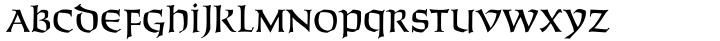 Simeon AS™ Font Sample