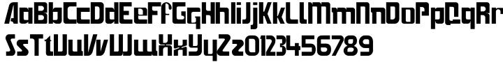 Aviana Font Sample