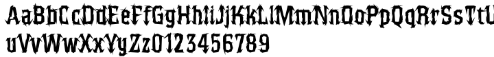 Balboa Font Sample