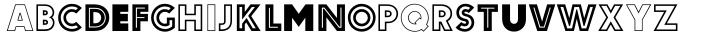 Leopard Font Sample