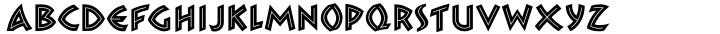 Zambesi Font Sample