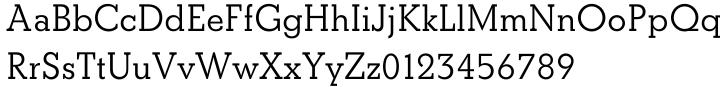 Beton® SB Font Sample