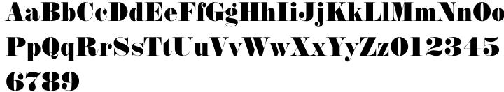 Annlie™ Font Sample