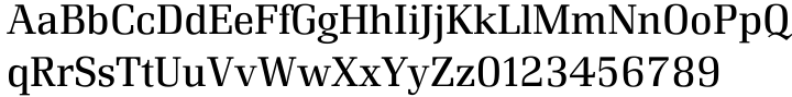 Renault SB™ Font Sample