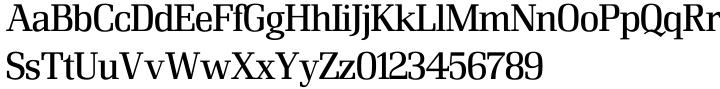 Renault SH™ Font Sample