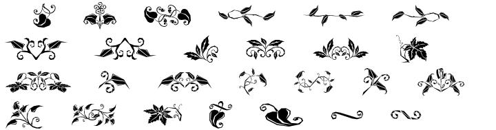 Polytype Allure Font Sample