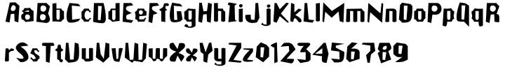 Basalt Font Sample