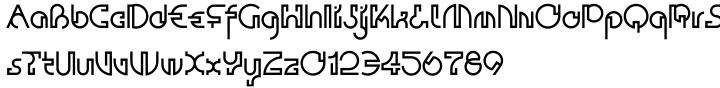 Contacta™ Font Sample