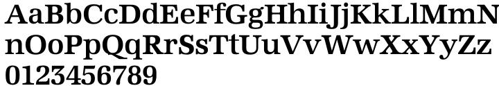 Edison® Font Sample