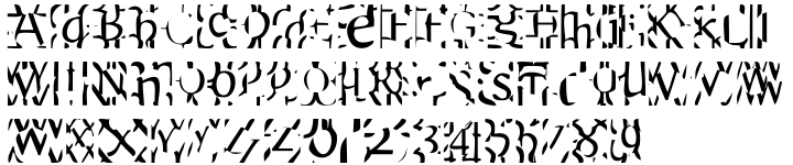 F2F Prototipa Multipla™ Font Sample