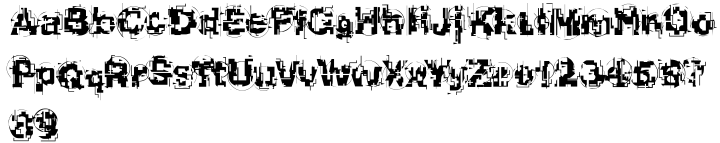F2F Tyrell Corp™ Font Sample