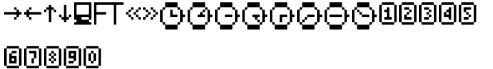 Facsimile™ Font Sample