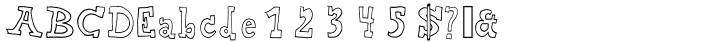 Sztiefel™ Font Sample