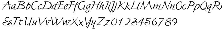 Fortuna™ Font Sample