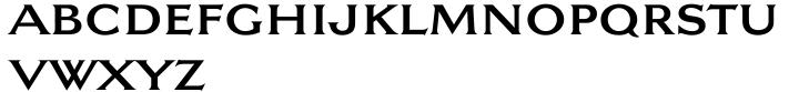 Largo™ EF Font Sample