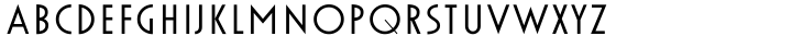 Mahlau EF™ Font Sample