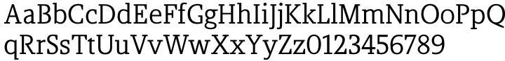 HoTom™ Font Sample