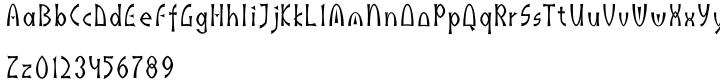 Indus™ Font Sample