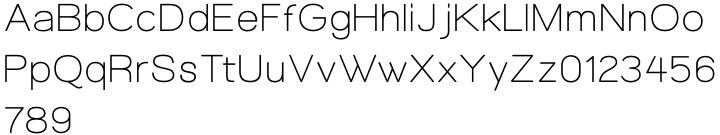 Tzaristane Font Sample