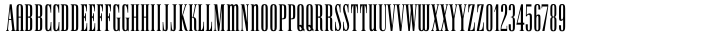 LTC Spire™ Font Sample